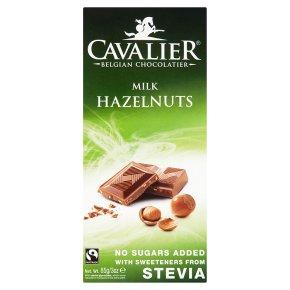 Cavalier Milk Hazelnut with Stevia