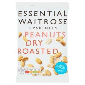 essential Waitrose large dry roasted peanuts