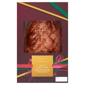 Waitrose honey roast ham