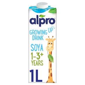 Alpro Soya Growing Up Drink long life alternative