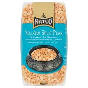 Natco yellow split peas
