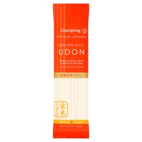 Clearspring brown rice udon