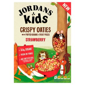 Jordans Grin-ola Strawberry