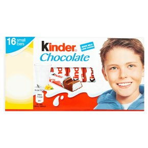 Kinder chocolate 16 mini treats