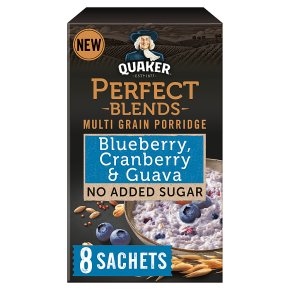 Quaker Perfect Blends Blueberry, Cranberry & Guava