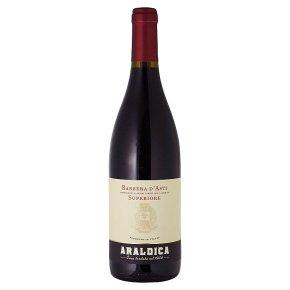 Araldica Barbera D'Asti Superiore, Italian, Red Wine