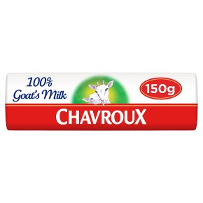 Chavroux La Bûche Pure Goat's Cheese