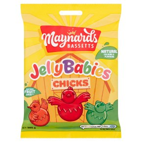 Maynards Bassetts Jelly Babies Chicks