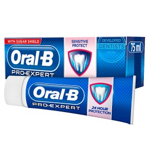 Oral B Pro Expert Sensitive & Gentle Whitening Toothpaste