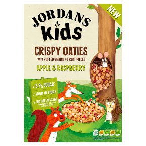 Jordans Grin-ola Apple & Raspberry