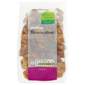 Waitrose Banana Slices