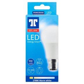 GE LED 9W B22