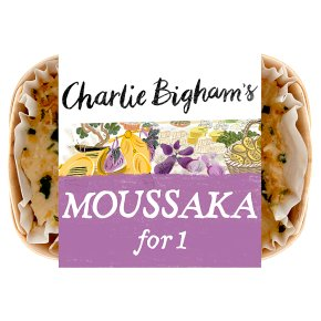 Charlie Bighams Moussaka