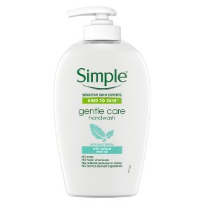 Simple handwash gentle care