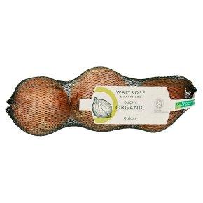 Duchy Organic Brown Onions
