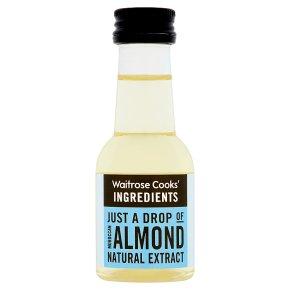 Waitrose Cooks' Homebaking almond extract