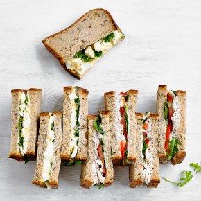 Gluten Free Sandwich Platter, 8 pieces