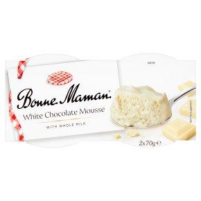 Bonne Maman White Chocolate Mousse