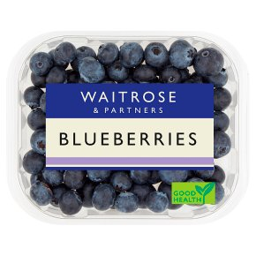 Waitrose Aromatic and Vibrant Blueberries