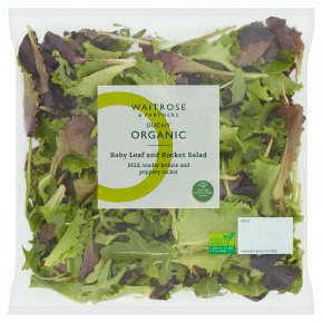 Duchy Organic Babyleaf & Rocket Salad