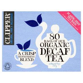 Clipper Organic Decaf Everyday Tea - 80 Bags