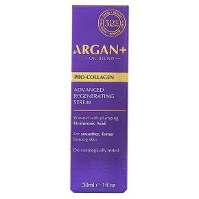 Argan+ Pro-Collagen Regenerating Serum