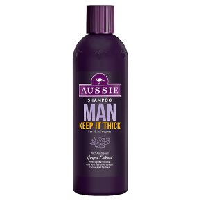 Aussie Man Shampoo Keep It Thick