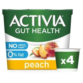Activia 0% Fat Peach