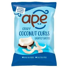 Ape Lightly Salted Coconut Curls