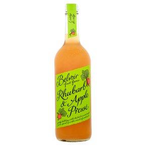 Belvoir Rhubarb & Apple Presse