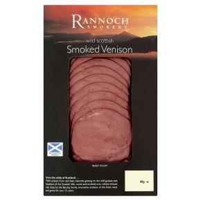 Rannoch Smokery Scottish Wild Smoked Venison