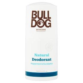 Bulldog Peppermint Natural Deodorant
