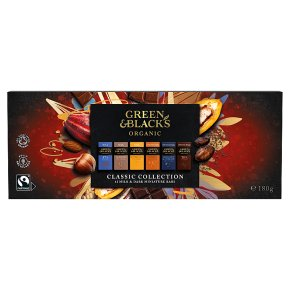 Green & Black's the miniature bar collection