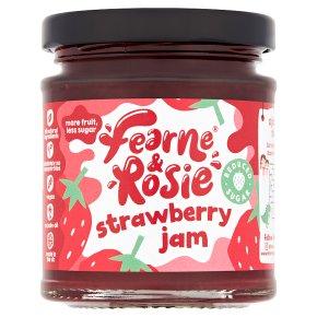 Fearne & Rosie Red Sugar Strawb Jam