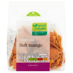 Waitrose LoveLife Soft Mango