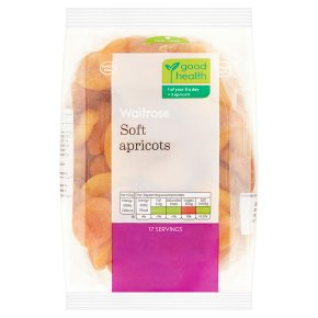 Waitrose Soft Apricots