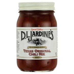 D.L. Jardine's Texas original chilli mix spicy