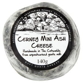 Cerney Ash Goats Cheese