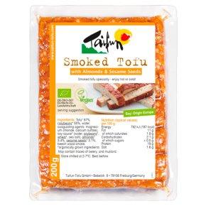 Taifun Organic smoked tofu