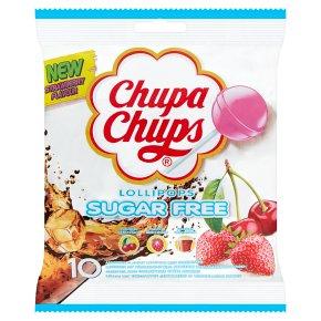 Chupa Chups Sugar Free Lollipops