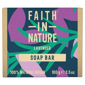 Faith in Nature Lavender Soap