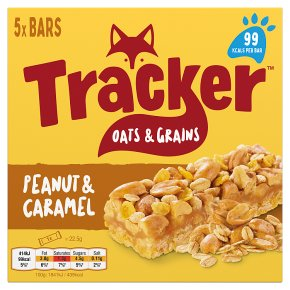 Tracker crunchy peanut, 6 pack