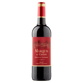 Marquis De Chasse, French, Red Wine