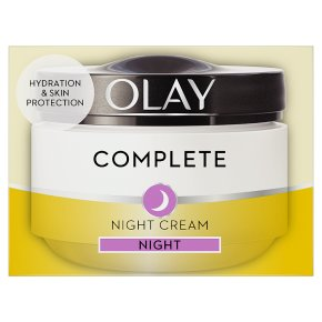 Olay essentials complete care night