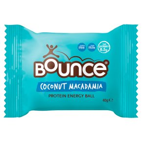 Bounce Energy Ball Coconut & Macadamia