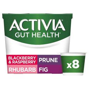 Activia Prune, Fig, Rhubarb, Blackberry & Raspberry