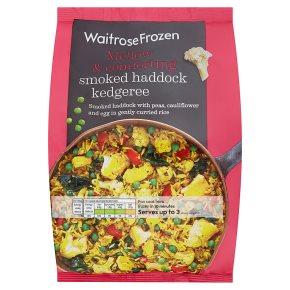 Waitrose Frozen Smoked Haddock Kedgeree