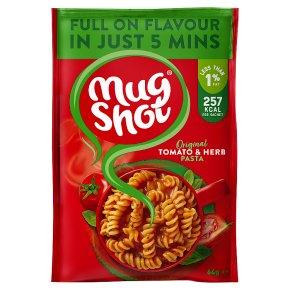 Mug Shot tomato & herb pasta