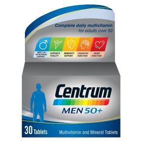 Centrum Men 50+ Multivitamin