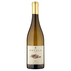 Royale Kosher, Chardonnay, French, White Wine